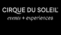 "45 DEGREES Becomes""Cirque du Soleil Events + Experiences"""